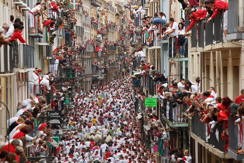 San Fermin Festival – Spain