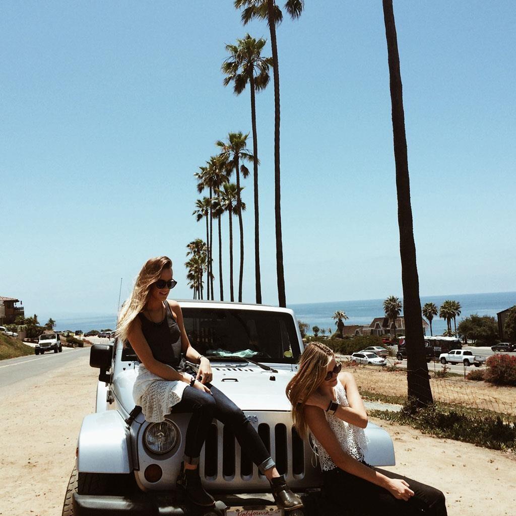 California road trip travel experiences