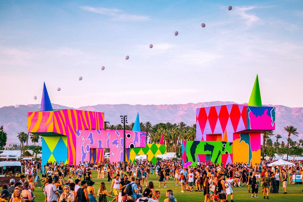 Coachella Valley Music Festival travel experiences