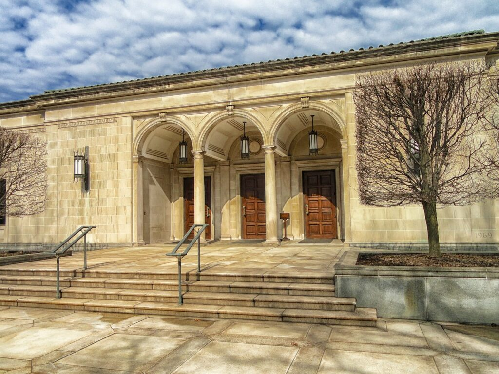Frick Art Museum in Pittsburgh